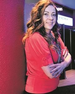 2015 Recipient Yvette Cavanagh